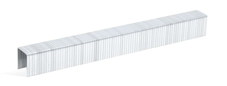 Regur 11/de acero inoxidable alambre plano grapas 11//14/mm 1000/Unidades