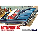 MPC 840 1970 Pontiac Bonneville Pick-Up/Open Sportster 1:25 Scale Plastic Model Kit - Requires Assembly