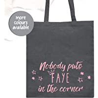 Dirty Dancing Style Gift, Personalised Tote Bag, Gift for best friend, Bridesmaid or Maid of Honour Gift, Mother's Day Gift