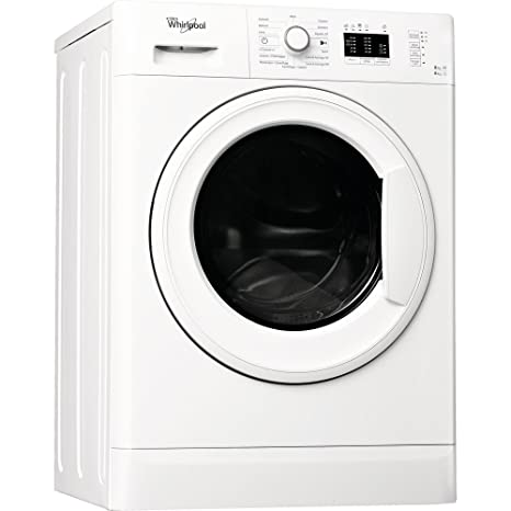 Whirlpool WWDE 8614 Independiente Carga frontal A Blanco lavadora ...