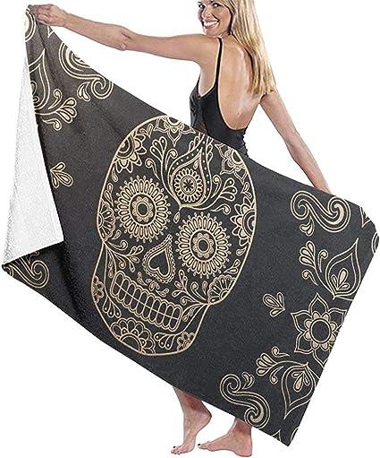 acheter serviette tete de mort online 27