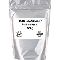 MQH Wholefoods™ Psyllium Husk Grade *A* Premium Quality! Free P&P (50g)