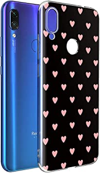Yoedge Funda Xiaomi Redmi Note 7, Ultra Slim Cárcasa Silicona ...