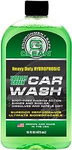 Green Earth Technologies 01212 Car Wash 16 oz