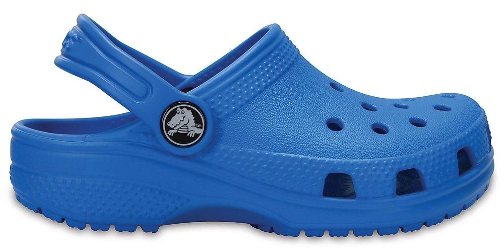 Crocs Kidsƒ_T Classic Clogs Ocean Blue 10/11