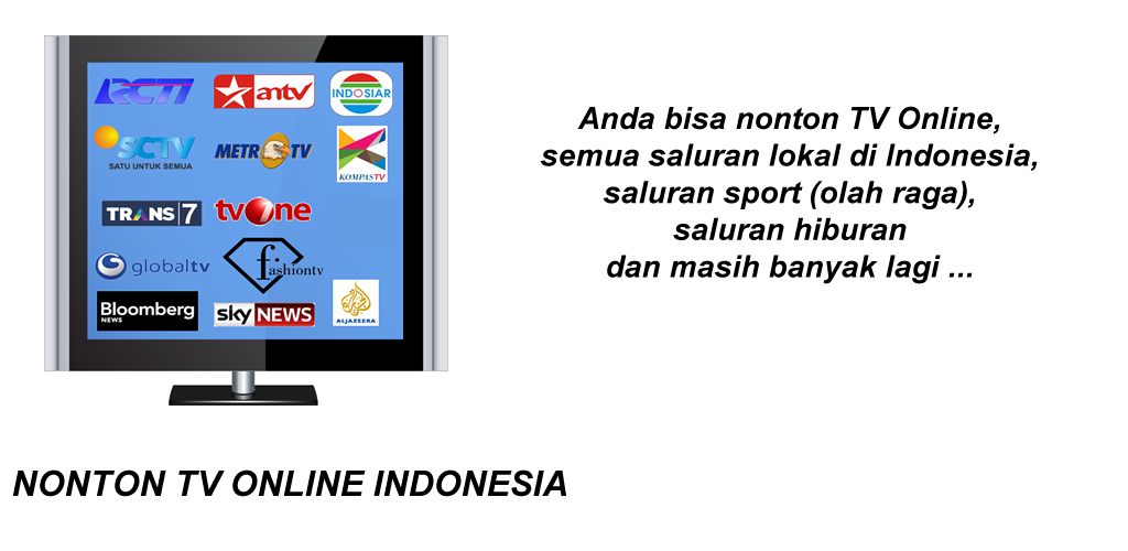 Amazon.com: Nonton TV Online Indonesia: Appstore for Android