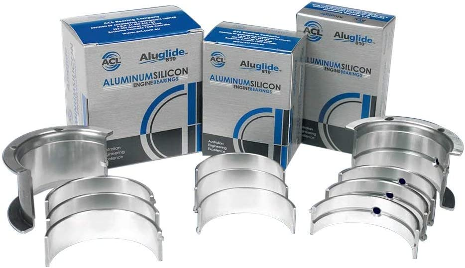 ACL 5M1959A-STD Standard Size Main Bearing Set for Honda
