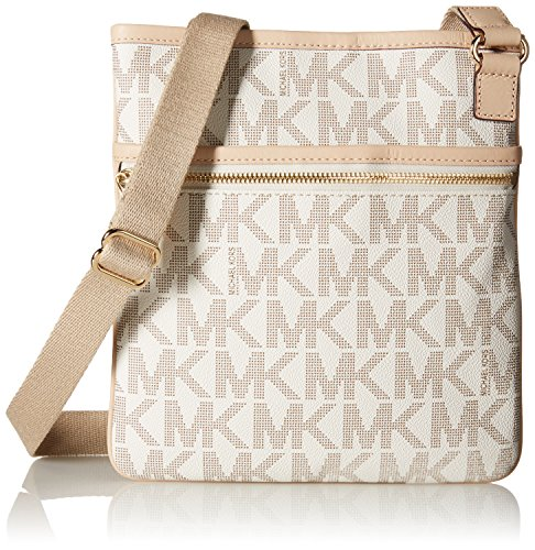 Michael Kors Jet Set Item Large Crossbody Bag in PVC
