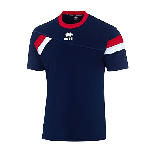 Errea - Camiseta de Fútbol de manga corta - Modelo Falkland (Extra Grande (XL)/Amarillo/Negro): Amazon.es: Ropa y accesorios
