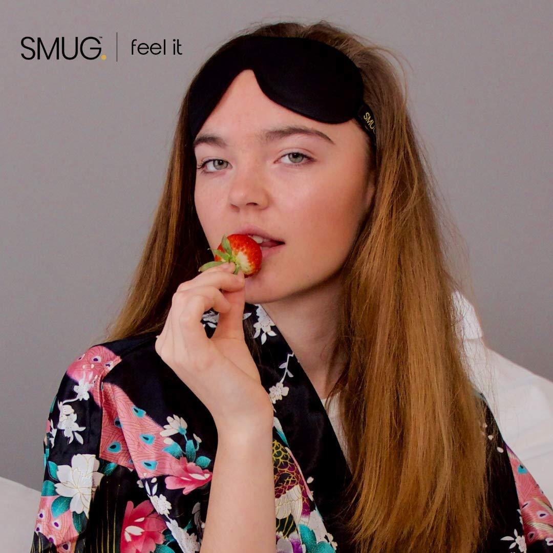 tierdruck SMUG Active Konturierte Sporttherapie 3D Verdunkelung Licht blockierende Schlafmasken