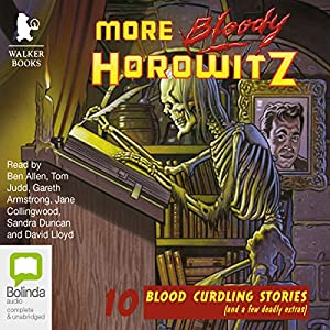More Bloody Horowitz! Audiobook