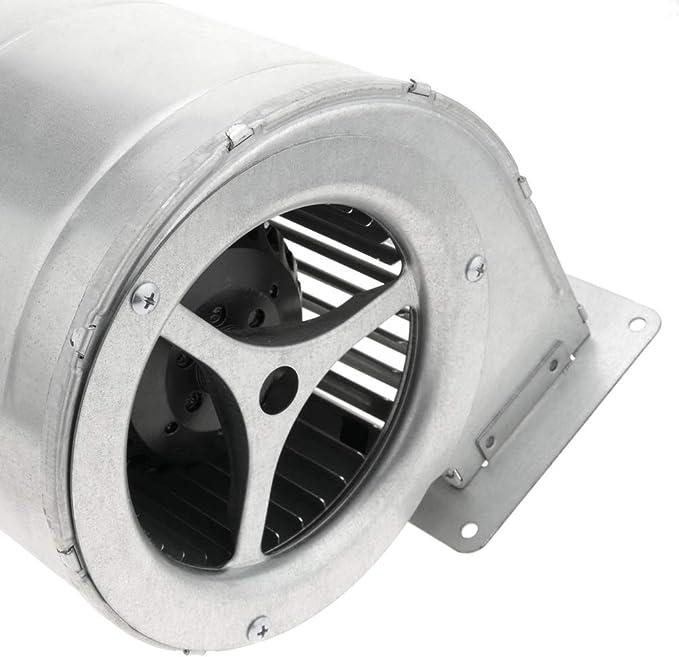 PrimeMatik - Extractor de Aire centrífugo Radial para ventilación Industrial 1320 RPM Rectangular 269x236x217 mm: Amazon.es: Electrónica