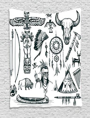 Native American Indian Totem - 4