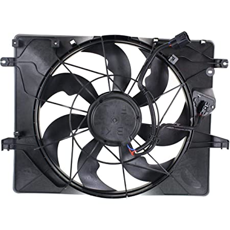 New Front Radiator Fan Shroud For 2005-2015 Toyota Tacoma With 2.7 Liter L4 TO3110159 167110C140