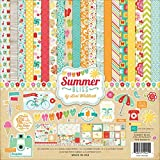 Echo Park Paper CompanySB62016  Summer Bliss Collection Scrapbooking Kit