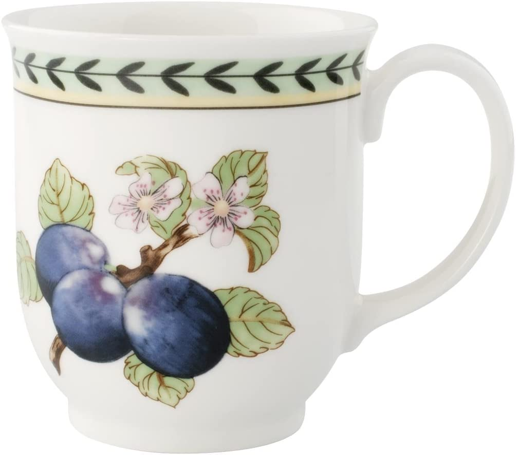 Villeroy and Boch Charm and Breakfast French Garden Mug 0.42L