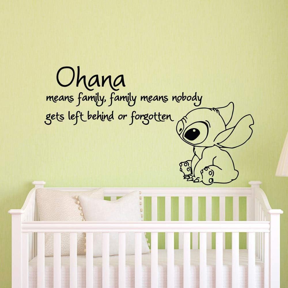 woyaofal Ohana Significa Familia Significa Que Nadie se quede ...