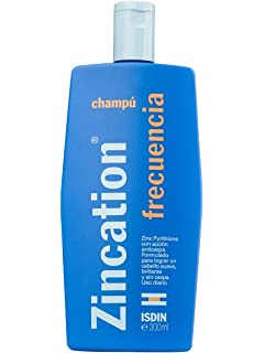 ZINCATION CHAMPU FRECUENCIA 300 ML
