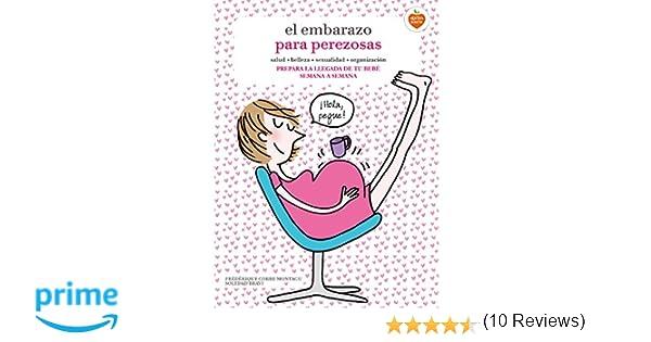 El embarazo para perezosas: Amazon.es: Frédérique Corre Montagu ...