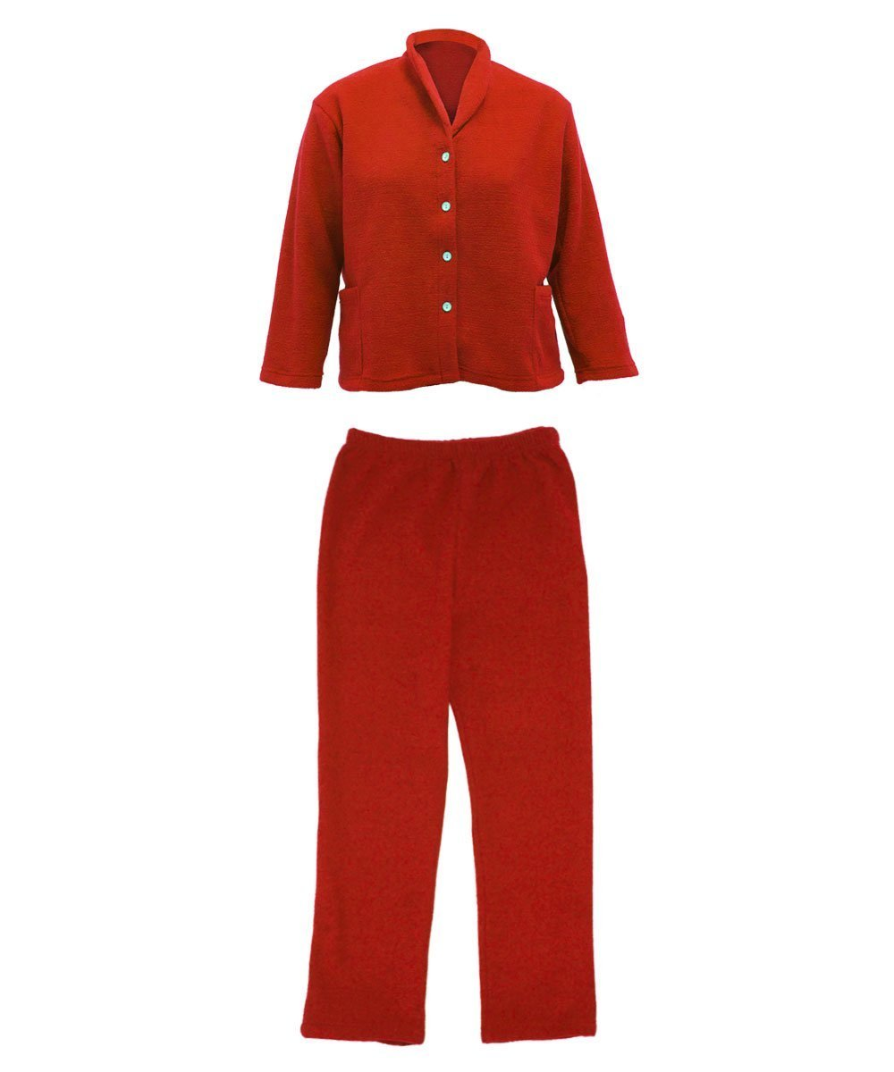 Silverts Disabled Elderly Needs Regular Terry Tracksuit/Jogging Suit For Women Silvert' s 14140