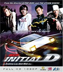 INITIAL D - Blu-Ray MovieAn exciting, often funny live-action adaptation of the popular Japanese comic book and anime series, Initial D comes across like Rebel Without a Cause with a slight superhero twist. Starring a largely Chinese cast led...
