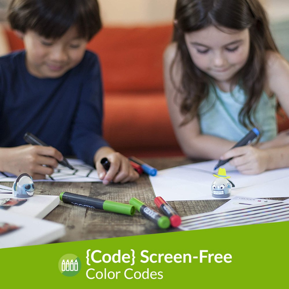 Bit Coding Robot (White) by Ozobot (Image #5)