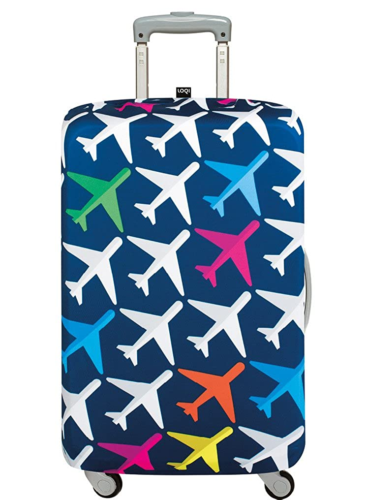 f6fb86a8cd3b LOQI AIRPORT Collection Luggage Covers