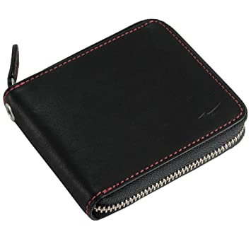 8f2ea2bbe3eb Amazon.co.jp: MIZUNO(ミズノ) グラブ革ファスナー付二つ折り財布 ...