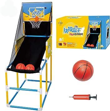 Soporte de Baloncesto para niños Marcador automático para niños ...