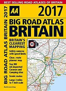 AA Road Atlas Europe 2017 (AA Road Atlas): Amazon.co.uk: AA ...