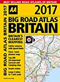 AA Big Road Atlas Britain 2017 (AA Road Atlas)