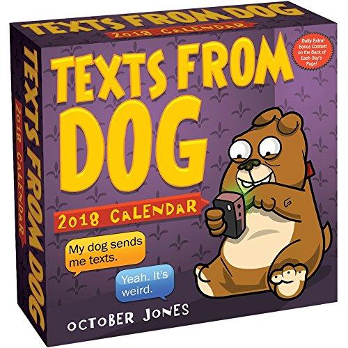 bulldog desk calendar - 3