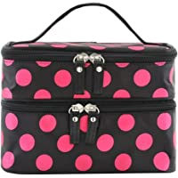 Multifunctional Travel Handbag Organiser Portable Waterproof Bag in Bag Cosmetic Insert Organizer Purse Large Liner Tidy Bag for Women Ladies by RuiChy