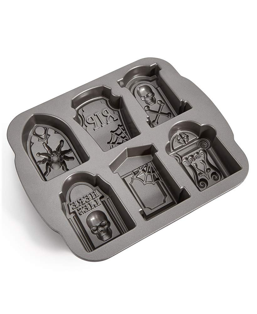 Martha Stewart Collection Tombstone Cakelets Cake Pan Halloween Party Bakeware by MS