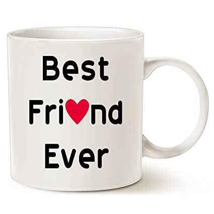 Mothers Day And Fathers Christmas Gifts Best Friend Coffee Mug For