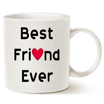 Amazon Com Mauag Christmas Gifts Best Friend Coffee Mug For Friend