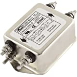 Uxcell AC 115/250V 20A CW4L2-20A-S Noise Suppressor Power EMI Filter