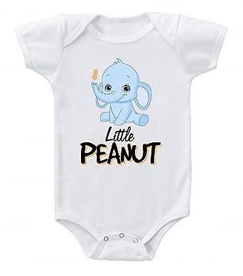 051221309 Little Peanut Girls Boys Funny Baby Grow Vest Organic Cotton John Lewis  Sleepsuit Body Suit Baby Clothing (9-12 Months): Amazon.co.uk: Clothing