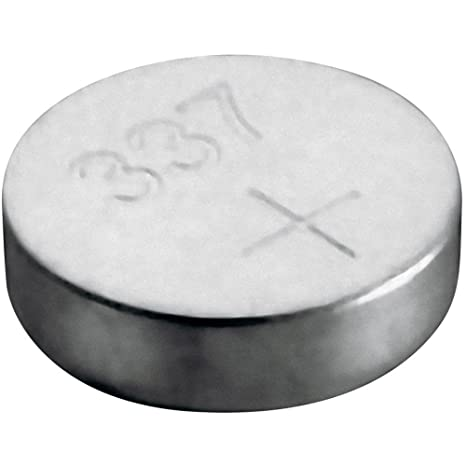 337 (SR416SW) Pila de Botón / Silver Oxide 1.55V / para Los Relojes