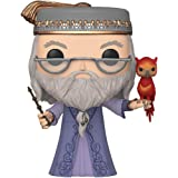 Pop Funko 110 Dumbledore & Fawkes 10 25cm Harry Potter