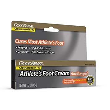 athletes foot cream amazon
