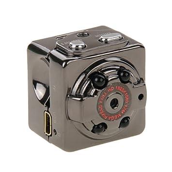7793f564541 Micro câmera espiã com detector de movimento