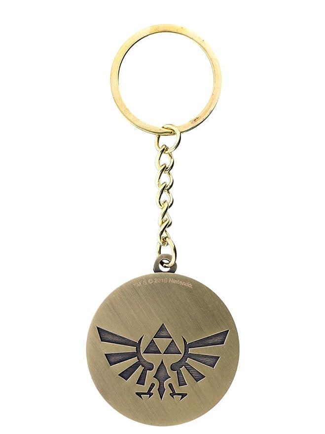 Zelda 599386031 - Key-Logo Triforce