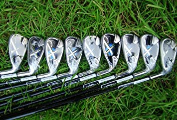 Callaway X22 9 Irons Golf Clubs Sets 3 Pw Sw Amazoncouk Sports