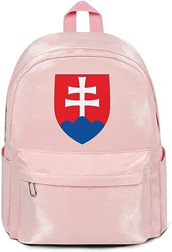 Amazon.com: Travel Laptop Backpack Slovakia Seal or ...