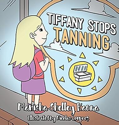 Tiffany Stops Tanning