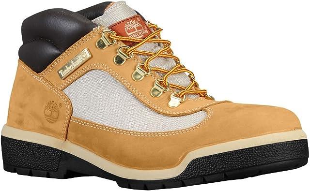 Field Boots, Wheat Nubuck (9.5