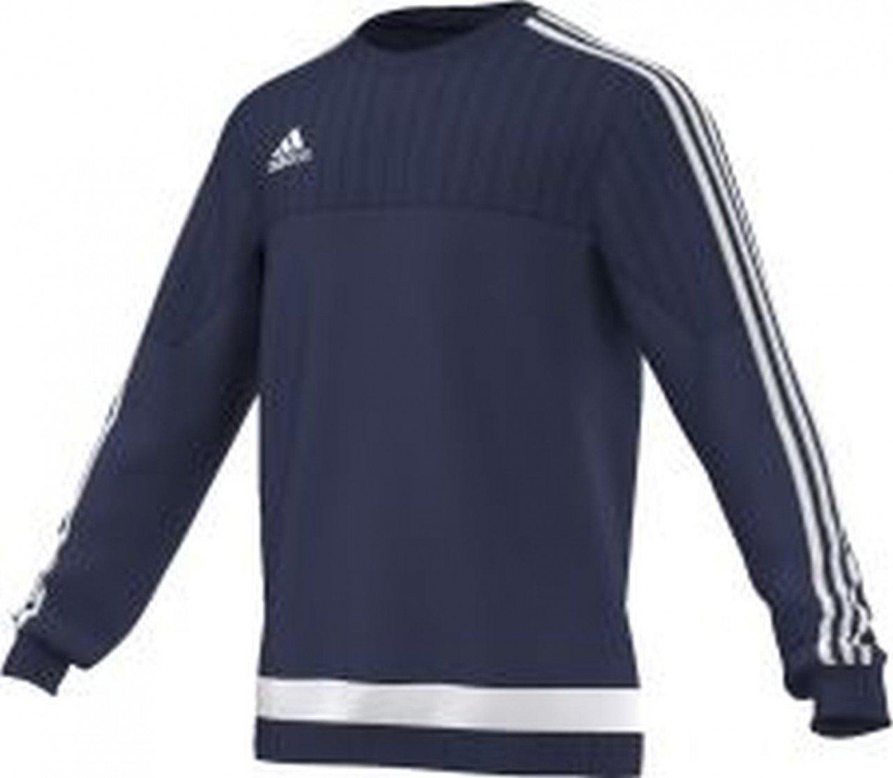 Adidas TIRO15?SWT TOP DkBlue White/DKBLUE Size: S