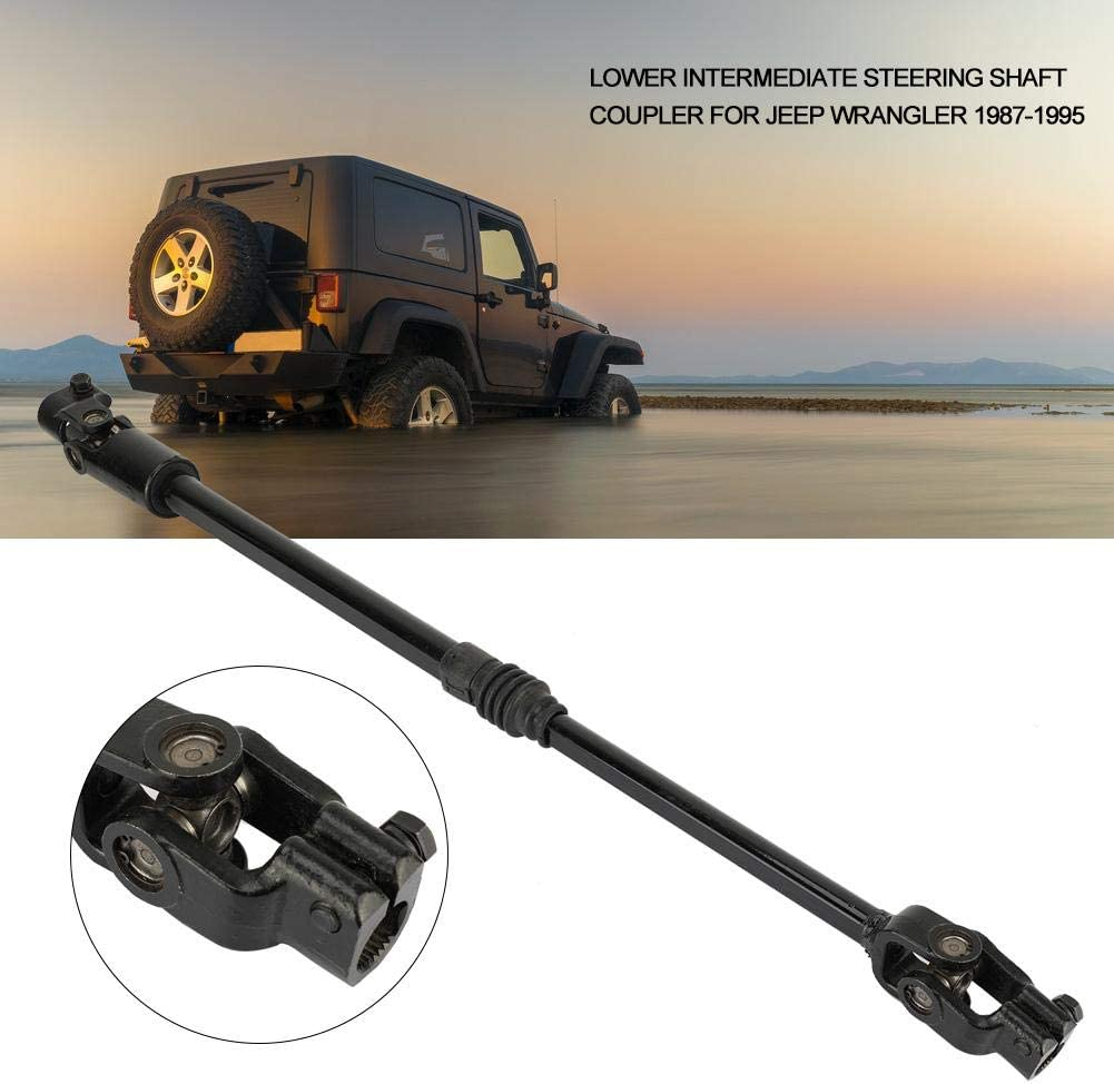 52007017 Lowering Steering Shaft with U-Joint for Jeep Wrangler 1987-1995