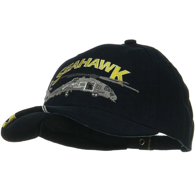 3ad554dc6d1f1 e4Hats.com US Navy Unit Cotton Cap - Seahawk F18 at Amazon Men s ...